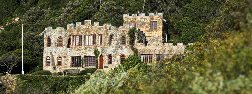 Lindsay Castle Noetzie Beach South Africa