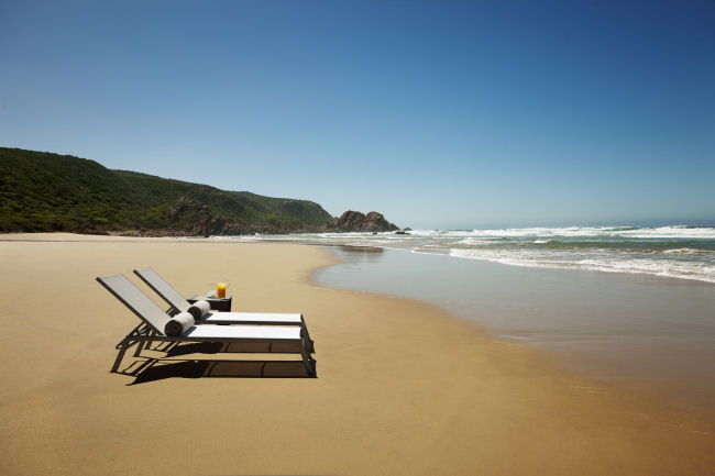 Ultra-luxury beach accommodation south africa