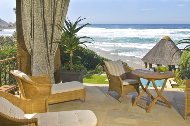 Beach Villa Accommodation Garden Route