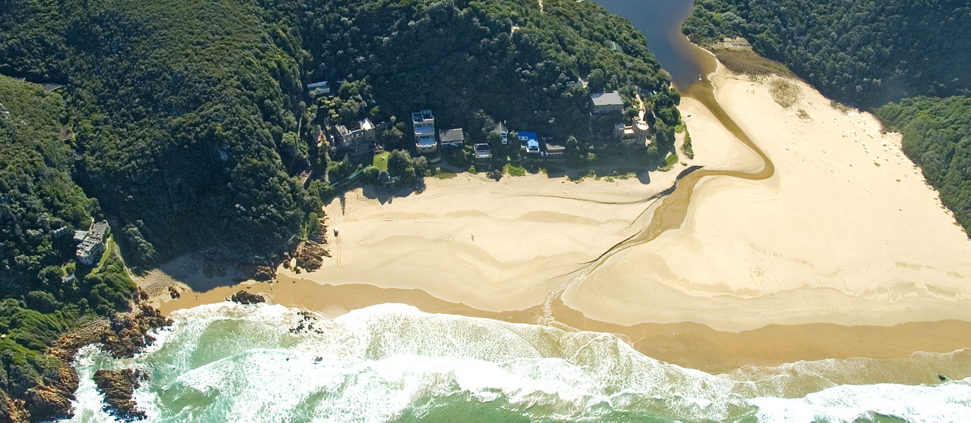 Pezula Private Castle on Noetzie Beach in Knysna